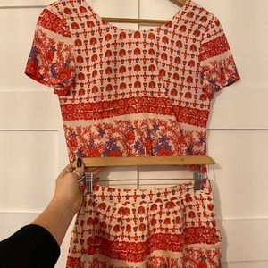 Other - Patterned Two-piece Set